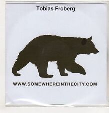 (GS715) Tobias Froberg, Somewhere In The City - 2006 DJ CD