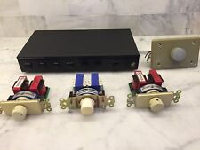 Niles Audio SPS-6 6-Way Speaker Selection System Switch Box; speaker controllers