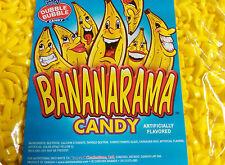 Dubble Bubble Bananarama Banana Flavord Candy 2 lbs