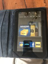 Kindle Fire 2011, bundle, case included, NO charger.