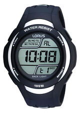 Lorus Digital Wristwatches with Chronograph