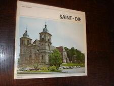 SAINT-DIE - Albert Ronsin 1972 - Vosges