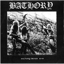 BATHORY -  ALBUM COVER POSTER 12x12