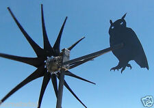 Commander Wind Turbine generator OWL TAIL 11 Blade 1000 Watt 48 Volt AC