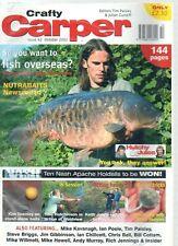 CRAFTY CARPER MAGAZINE - October 2002
