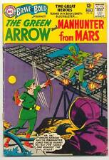 Brave & the Bold #50 ~ Green Arrow Very Good Minus (3.5) DC Comics 1963