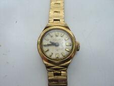 Vintage ladies Montine art deco Hand Winding watch Swiss Made Working