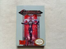 NES Castlevania Chorus Of Mysteries, Custom Art case only, no game included