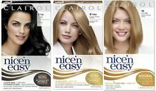NICE n EASY NATURAL Permanent Hair Colours 2 8 9B 103 103A or 122 choose col qty