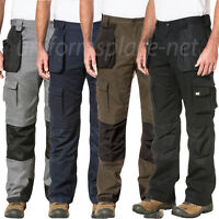 Caterpillar Work Pants Men's CAT Trademark Holster CARGO Tool Pockets Pant C172