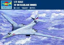 TRUMPETER 1/72 01620 TU-160 BLACKJACK BOMBER model kit