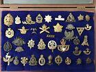 World War I And World War 2 British Badge Collection
