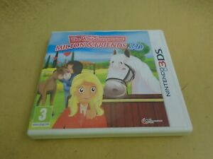 The Whitakers present Milton and Friends - Nintendo 3DS