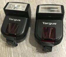 2 Targus Digital TG-DL20 Shoe Mount Flash for  Canon