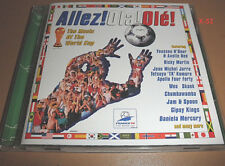 FIFA WORLD CUP 98 MUSIC japanese CD Ricky Martin Gypsy Kings Apollo 440 Coco Lee