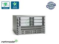 Cisco ASR1006 6-Slot Chassis w/ Dual ASR1006-PWR-AC - 1 Year Warranty