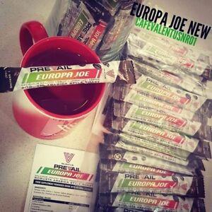 VALENTUS PREVAIL NEW EUROPA JOE WEIGHT MANAGEMENT COFFEE 2 WEEKS SUPPLY