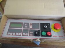 Rofin-Sinar P/N: 3560092 Operator Panel.  New Old Stock.  One Key.   <