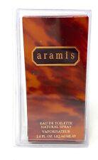 Vintage Aramis Men's Cologne 2 oz Bottle In Original Plastic Case New Old Stock