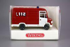 Wiking H0 1:87 Mercedes Benz 507 D Feuerwehr rot 601 01 22 NOS NEU OVP