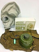 Civil Gas Mask Gp-5 - 5 Piece Box Set - Small - Russian