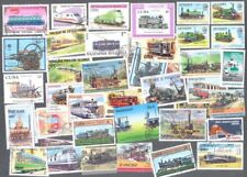 Trains-Railways some Trams 800 all different huge collection-great value 9p each