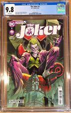 THE JOKER # 1 CGC 9.8! (5/21).