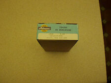 Unmade Athearn 1200 Undecorated 40-Ft Box Car Kit Unmade