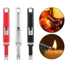 1*Plasma Windproof USB Recharge Lighter Electric Arc Flameless Cigarette Lighter