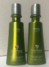 2 ColorProof Baobab Heal & Repair Shampoo 2 Oz Each