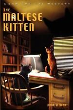 The Maltese Kitten (Sam the Cat Mysteries, No. 3)-ExLibrary