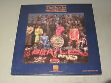 THE BEATLES - SGT PEPPERS LONELY HEARTS CD LIMITED EDITION BOX SET NEW