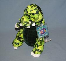 Webkinz Camo Croc NWT  **FAST Shipping with a Smile!**SMOKE FREE STOCK** =D