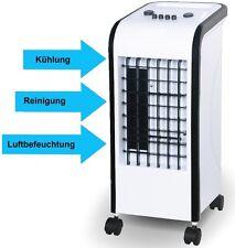 3in1 Klima Ventilator luftkühler Aircooler Mobiles Klimagerät Lufterfrischer NEU