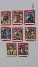 Scanlens Modern (1970-Now) Era NRL & Rugby League Trading Cards