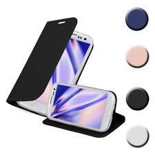Handy Hülle für Samsung Galaxy S3 MINI Cover Case Tasche Etui Matt Metallic