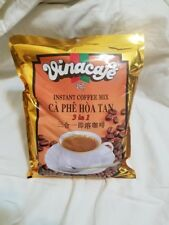 Vinacafe Coffee Bold VIETNAMESE Instant 3 in 1 COFFEE Mix 20 Sachets