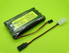 2500mA 9.6V Tx TRANSMITTER BATTERY FOR AIRTRONICS M11  / MADE IN USA / 2508F-29U