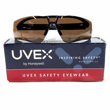 6ae357d9796 Uvex S0505X Bayonet Anti-Fog Safety Glasses SCT-Gray Lens Color