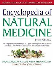 Encyclopedia of Natural Medicine: Revised Second Edition