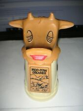 Vintage 1960's-1970's Moo-Cow Creamer Whirley Industries Made in U.S.A.