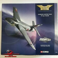 Corgi 1:72 Aviation Archive 49801 Hawker Hunter FGA9, 79 Sqn XG228. With Box