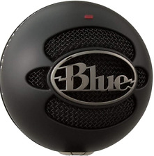 More details for blue microphones snowball ice plug 'n play usb condenser microphone