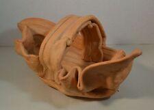 Betty Woodman Arts and Crafts Pottery Basket