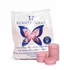 Hot Wax Creme Pink (Bags of 1Kg)
