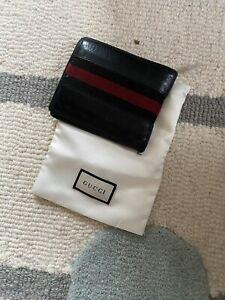 gucci wallet men leather