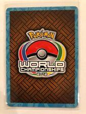 Pokemon 2012 World Championships Upcoming Decks Promo Card NM/MT Brand New
