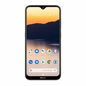 NOKIA 2.3 TA-1209 32GB GSM Unlocked Double SIM Phone Rear Camera -Charcoal