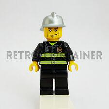 LEGO Minifigures - 1x twn175 - Fireman - Pompiere Omino Minifig Set 10661