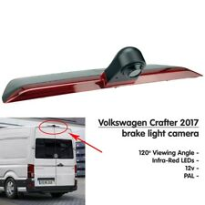 High Level Brake Light Rear View Parking Van Reverse Camera For VW Crafter 2017